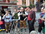 """Bildergalerie: Auftakt bei """"Live am Marktplatz"""""""