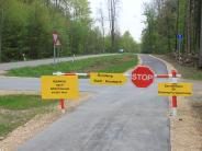 Landkreis: Von Eierwürfen und einem politischen Signal