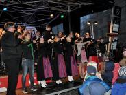 Krumbach: Wies'n-Stimmung und Berliner Gastspiel auf dem Marktplatz