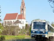 Landkreis Augsburg: Die Staudenbahn startet in die Saison