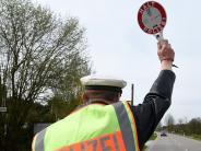 Landkreis Landsberg: Frau fährt 190 statt erlaubten 100 km/h