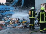 Günzburg: Drei Brände in Günzburg halten die Feuerwehr auf Trab