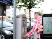 """Augsburg: Autofahrer nutzen """"Handyparken"""" in Augsburg kaum"""