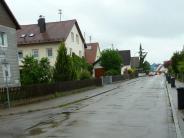 Krumbach: In der Robert-Steiger-Straße rücken die Bagger an