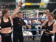 Waltenberg/Sindelfingen: Den Weltmeistertitel im Kickboxen widmet sie der Mutter