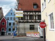 Krumbach: Neuer Glanz für das alte Krumbacher Rathaus