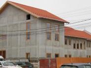 Ziemetshausen/Alba Julia: Neues Schulgebäude in Alba Julia