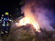 Günzburg: Brandserie: Polizei nimmt Verdächtigen fest