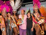 Thannhausen/Coburg: Beim Samba auf dem Siegertreppchen