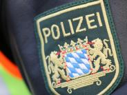 Thannhausen: Auto gestreift und abgehauen