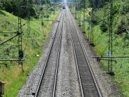 Region: Bahnsanierung wird eine laute und staubige Sache