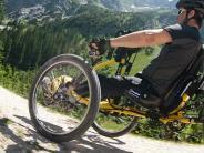 Dinkelscherben: Unbekannter stiehlt Rollstuhlfahrer Handbike