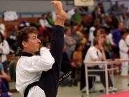 Taekwondo: Mein Sport in Rio: Hochgesteckte Ziele
