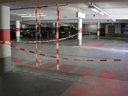 Günzburg: Neuer Belag für die Tiefgarage