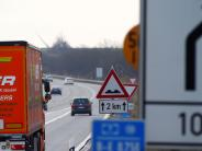Landkreis Günzburg: Ausbau der A8: Lückenschluss ist noch in weiter Ferne