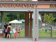 Burgau: Hoher Schaden bei Einbruch in das Burgauer Freibad