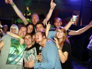 Bildergalerie: Stoppelparty: Feiern bis der Acker brennt