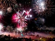 Krumbach: Blasmusik, Feuerwerk und vieles mehr