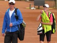Tennis: Krumbacherin auf dem Weg nach New York