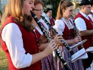 Bildergalerie: Großes Bezirksmusikfest in Krumbach