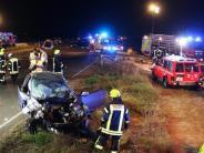 Landkreis Günzburg: Unfälle bei Leipheim: Zu den Ursachen kursieren viele Gerüchte