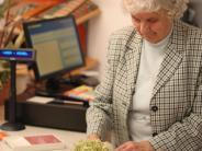 Krumbach: Für 90-jährige Krumbacherin kann der Lehnstuhlnoch warten