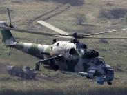 Landkreis Günzburg: Warum russische Kampfhubschrauber über Ziemetshausen fliegen