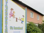 Krumbach/Billenhausen: Kindergarten und Haus für die Dorfgemeinschaft in Billenhausen