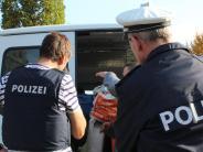 Landkreis Günzbur: Achtung, Einbrecher: Kontrollen und Tipps gegen die Täter