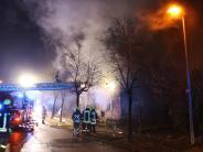 Kreis Günzburg: Vater und Tochter sterben bei Brand - War es ein technischer Defekt?