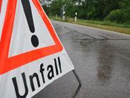 Autobahn 96: Falschfahrerin nach Zusammenstoß in Lebensgefahr