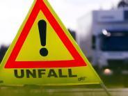 Günzburg/Leipheim: Unaufmerksamkeit führt zu Unfällen auf der Autobahn A8