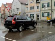 Ichenhausen: Problem-Kreuzung: Schnelle Lösung ist nicht in Sicht