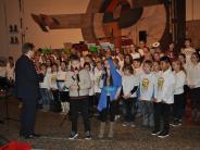 Krumbach: Überschäumende Vorfreude auf Weihnachten