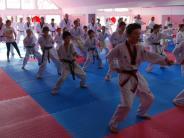Kampfsport: Kleines Jubiläum für  Taekwondo-Schule