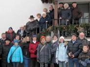Ausstellung: Von der Elbe nach Edelstetten
