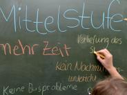 Landkreis Günzburg: Schulleiter wünschen sich neun Jahre Gymnasium