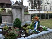 Wiesenbach: Das Kriegerdenkmal ist sanierungsbedürftig