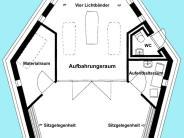 Memmenhausen: So wird das neue Leichenhaus in Memmenhausen aussehen