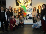 Krumbach: Beeindruckende Kunst aus Folien und Planen