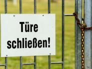 Kreis Günzburg: Vermieter verwandelt Gartentürchen in Hindernis für seine Mieterin