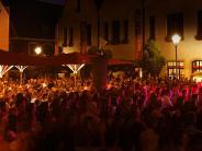 Krumbach: In Krumbach wird der Marktplatz wieder zur Partymeile