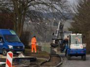 Aletshausen/Gaismarkt: Glasfaserkabel werden verlegt