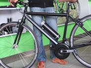 Fahrrad: Radeln unter Strom