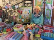 Kunsthandwerk: Frühlingsmarkt weckt Ostervorfreude