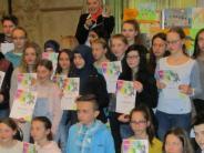 Jugendmalwettbewerb: Wie bunt Freundschaft sein kann