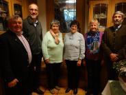 Jahresversammlung: Neuwahlen, Ehrungen und viele Termine