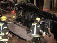 Neuburg/Attenhausen: Zwei Unfälle mit schweren Folgen in der Region