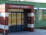 Landkreis Günzburg: Gedränge in den Notaufnahmen in Günzburg und Krumbach