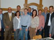 Jahreshauptversammlung: CSU-Ortsverein weiterhin unter bewährter Führung